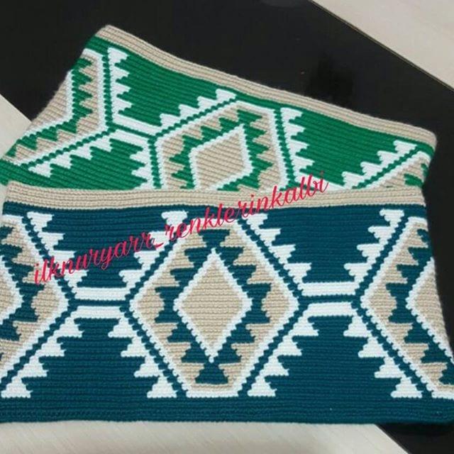 Mochila Wayuu Modelleri 33