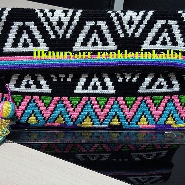 Mochila Wayuu Modelleri 38