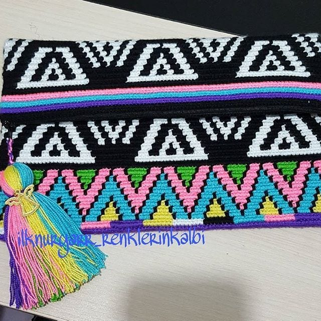 Mochila Wayuu Modelleri 40