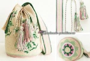 Wayuu Çanta Yapımı 1