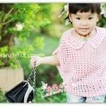 Yarasa Kol Örgü Bebek Kazak Yapılışı 12