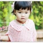 Yarasa Kol Örgü Bebek Kazak Yapılışı 24