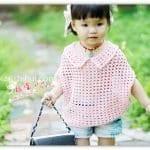 Yarasa Kol Örgü Bebek Kazak Yapılışı 3