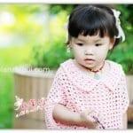 Yarasa Kol Örgü Bebek Kazak Yapılışı 6