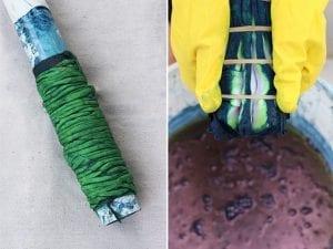 Batik Boyama Teknikleri 14