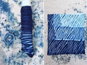 Batik Boyama Teknikleri 18