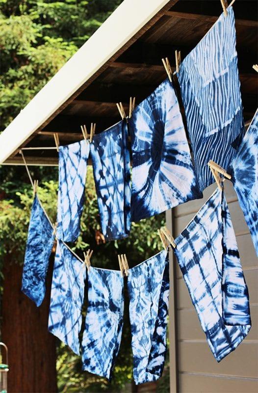 Batik Boyama Teknikleri 22