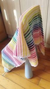 Battaniye Örgü 2