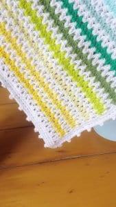 Battaniye Örgü 5