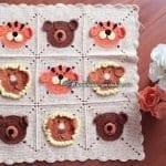 Bebek Battaniye Modelleri Anlatımlı 1