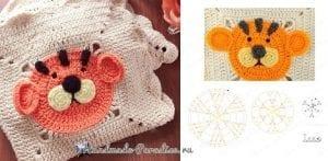 Bebek Battaniye Modelleri Anlatımlı 5