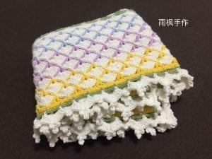 En Güzel Bebek Battaniye Modelleri 2