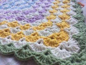 En Güzel Bebek Battaniye Modelleri 6