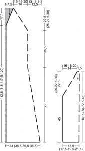 Kolay Örgü Hırka Modelleri Anlatımlı 3