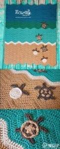 Örgü Battaniye Modelleri Anlatımlı 1