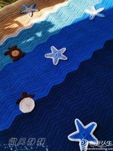 Örgü Battaniye Modelleri Anlatımlı 4