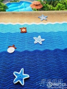 Örgü Battaniye Modelleri Anlatımlı