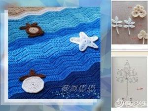 Örgü Battaniye Modelleri Anlatımlı 7