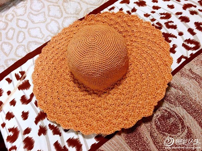 Örgü Fötr Şapka 2