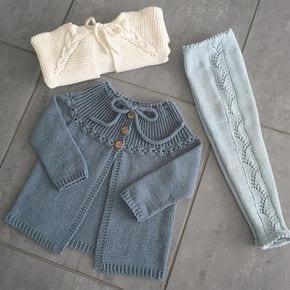 Örgü Pantolon