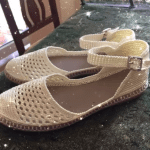 Tığ İşi Sandalet Yapımı 4