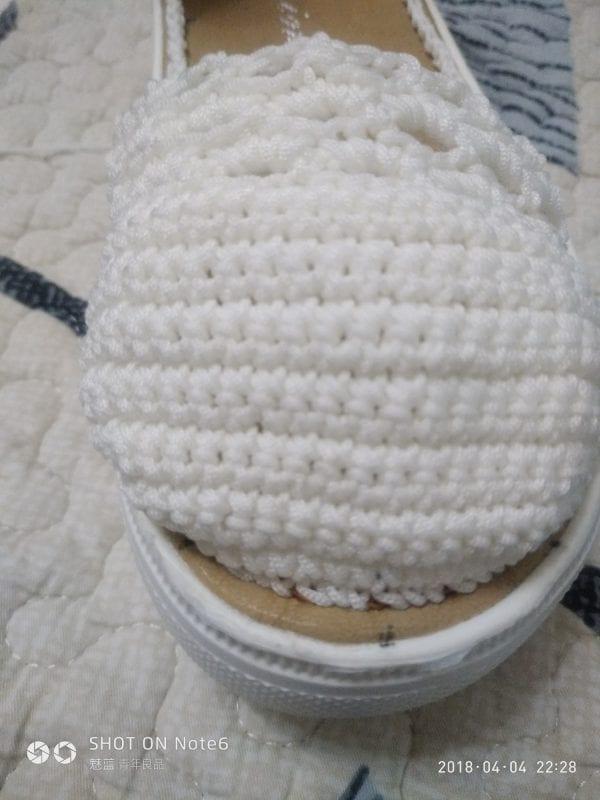 Yeni Örgü Ayakkabı Modelleri 10