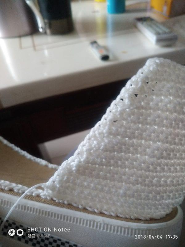 Yeni Örgü Ayakkabı Modelleri 12