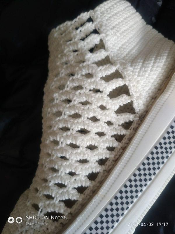 Yeni Örgü Ayakkabı Modelleri 15