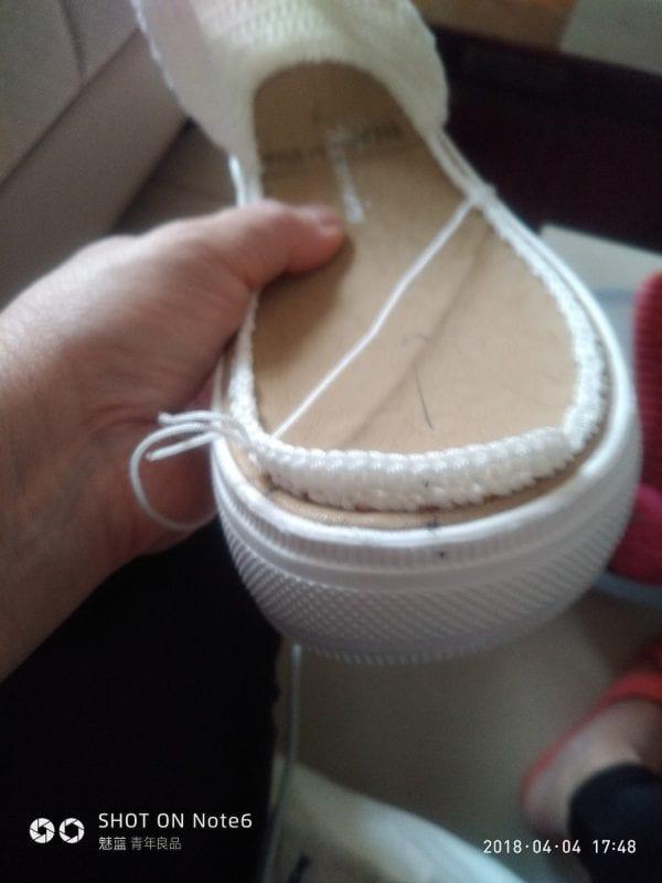 Yeni Örgü Ayakkabı Modelleri 2
