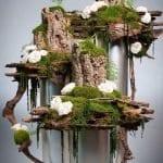 Ağaç Kütüğünde Teraryum 20