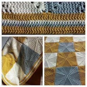 Battaniye Örgü Modelleri Anlatımlı 1