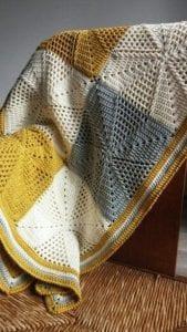 Battaniye Örgü Modelleri Anlatımlı 4