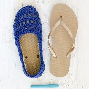 Bayan Örgü Ayakkabı Modelleri 13