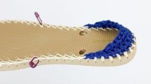 Bayan Örgü Ayakkabı Modelleri 3