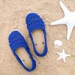 Bayan Örgü Ayakkabı Modelleri 5
