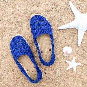 Bayan Örgü Ayakkabı Modelleri