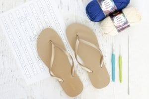 Bayan Örgü Ayakkabı Modelleri 7