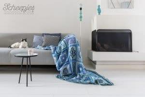 Bebek Battaniye Örgü Modelleri 6