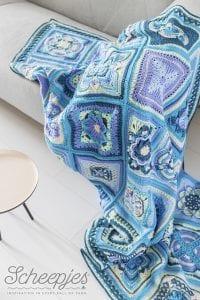 Bebek Battaniye Örgü Modelleri 7