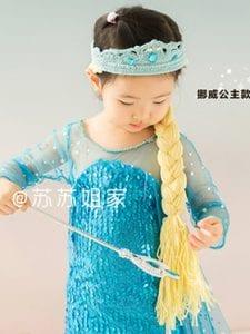 Elsa Saç Bandı Yapımı 7