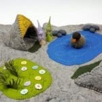 Kumaş Oyuncak Modelleri 22