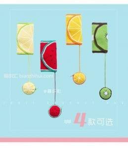 Meyveli Tığ Çantası Yapımı 10