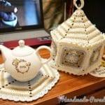 Motifli Çay Örtüsü Modelleri