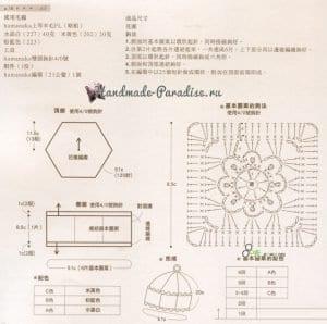 Motifli Çay Örtüsü Modelleri 5