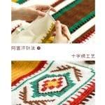 Örgü Bebek Battaniye Modelleri 5
