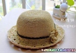 Şapka Yapımı Anlatımlı 4