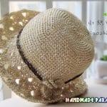 Şapka Yapımı Anlatımlı 5
