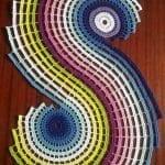 Spiral Dantel Runner Yapımı 20