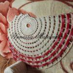 Spiral Dantel Runner Yapımı 33
