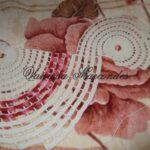 Spiral Dantel Runner Yapımı 44